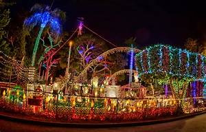 12, Best, Christmas, Light, Displays, In, Florida, 2016