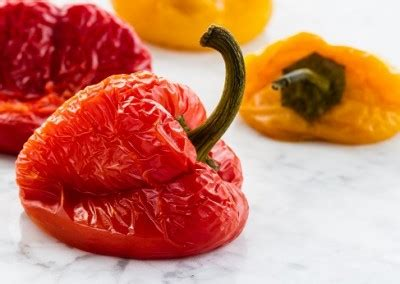 cuisine des cinq sens poivrons