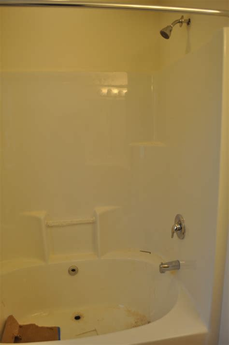 garden tub shower garden tub shower combo smalltowndjs