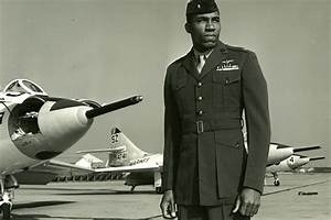 Alumnus Who Was The First Black General In The Marine