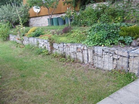 Gartengestaltung Mit Gabionen by Beeindruckende Gartengestaltung Mit Gabionen Innerhalb
