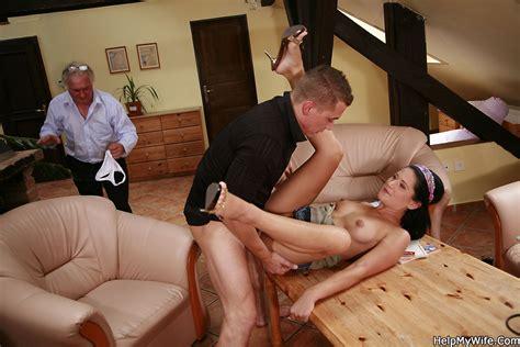 Wife Forced Cuckold Husbands