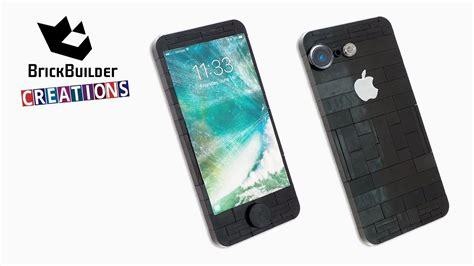 iphone 7 tutorial lego iphone 7 showcase and tutorial brick builder