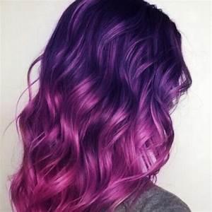 50 Fabulous Purple Hair Suggestions | Hair Motive Hair Motive