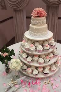 wedding cake and cupcakes pixy cakes avondale arizona cupake bakery cupcake towers weddings birthday cakes wedding
