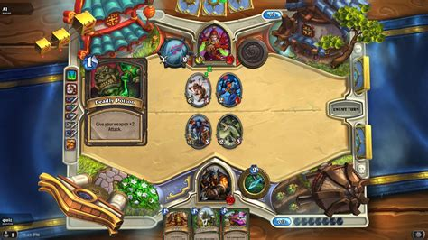 rogue poison deadly hearthstone screenshot gamingcfg description