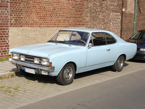 Opel Coupe by File Opel Rekord C Coupe Jpg