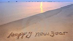 Happy New Year Images With Beach 2017-2018 For Everyone ...
