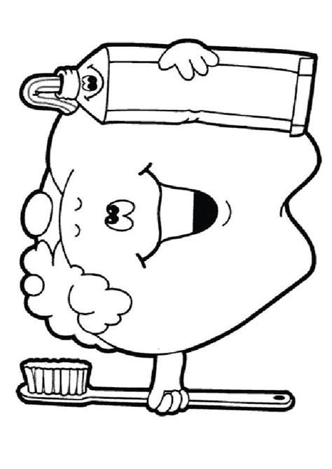 top  dental coloring pages   toddler dental health preschool dental health crafts