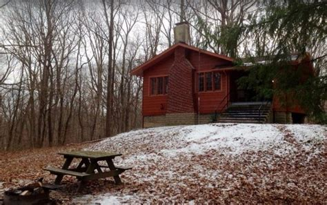 turkey run state park cabins the 7 best winter retreats to book this season in indiana