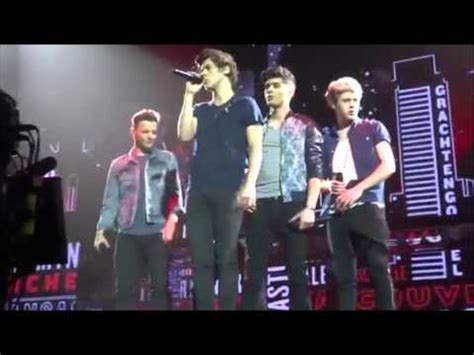 One Direction  What Makes You Beautiful 22 June 2013 Live