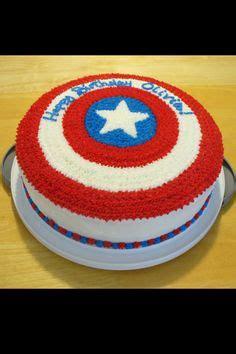 captain america shield cake  mms