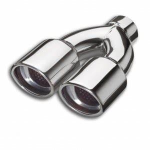 Embout Echappement Double : embout d chappement double ovale 2x83mm ~ Voncanada.com Idées de Décoration