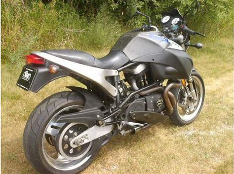 1999 Buell Lightning X1,custom In Mukwonago, Wi 53149
