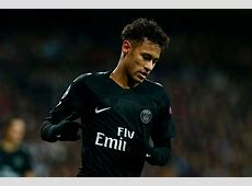 Neymar told he must join Real Madrid in the future