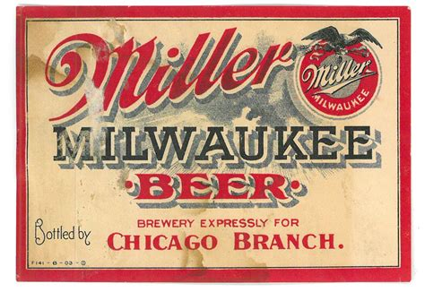 12 cool old Milwaukee beer labels - OnMilwaukee