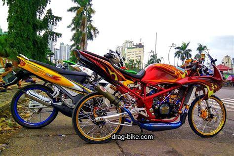 Gambar Modifikasi Motor R by 55 Foto Gambar Modifikasi Rr Kontes Racing