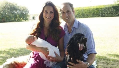 Kate Middleton, William et bébé George en photo : une