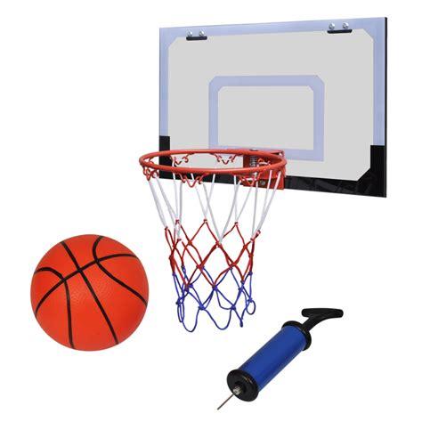 chambre de basket vidaxl co uk indoor mini basketball hoop set with