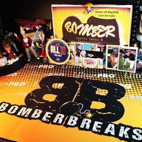 Maybe you would like to learn more about one of these? Bomber Sports Cards - YouTube