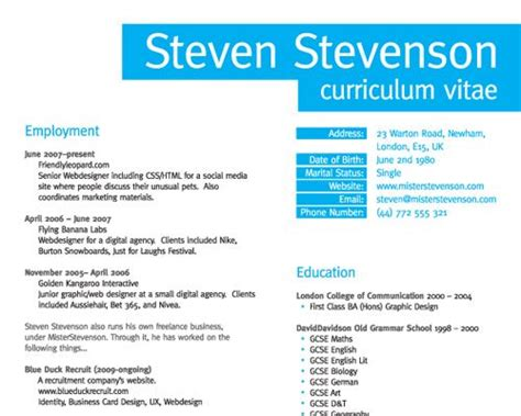 How To Create A Great Cv by 22 Best Images About Cv Templates On Career