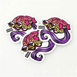 customized weather resistant logo badge type letter With cling on letters