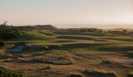 golf courses bandon dunes golf