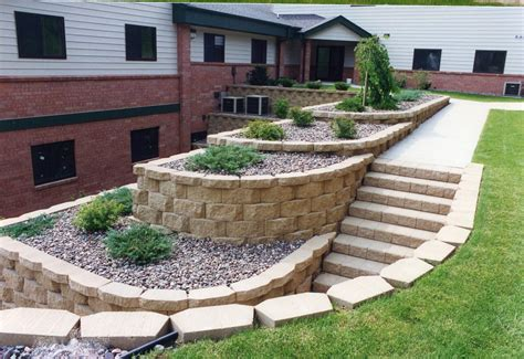 retaining wall landscaping 15 amazing step by step landscaping inspirations landscape ideas