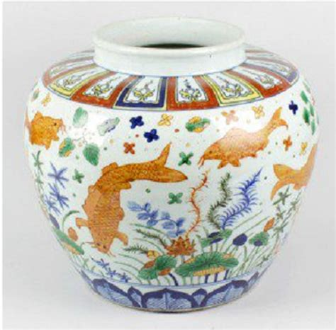 Ming Vase Replica by 1 000 Ming Dynasty Vase Sells For 1 Million After