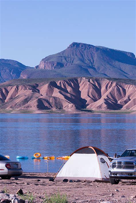 Roosevelt Lake Az Fishing Boat Rentals by Cing On Lake Roosevelt Tents Cers Rvs Roosevelt