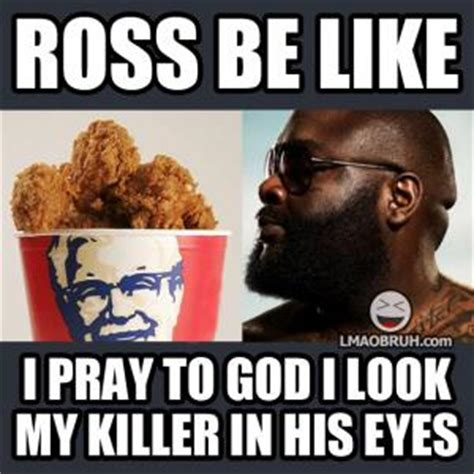 Rick Ross Memes - fat rick ross jokes kappit