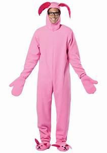 Adult Christmas Story Bunny Costume - Christmas Story