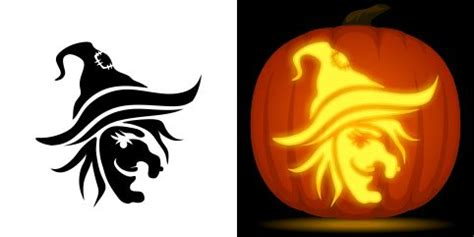 pin  muse printables  pumpkin carving stencils