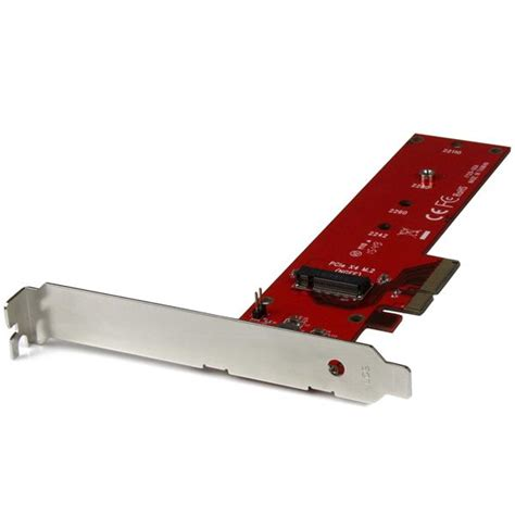 x4 PCI Express to M2 PCIe SSD Adapter  HDD Adapters
