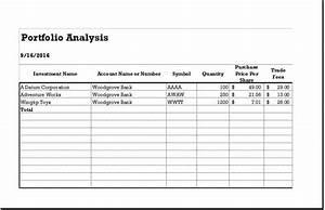 Customer Portfolio  U0026 Profitability Analysis Sheets