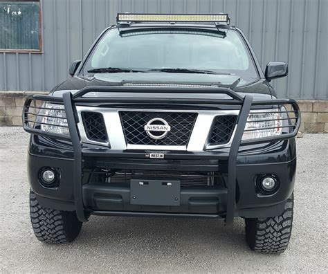 nissan frontier light bar 2016 nissan frontier pro 4x performance truck outfitters