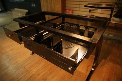 boitier ordinateur de bureau vanaen val909w une autre vision du bureau avec boitier