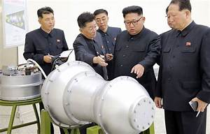 North Korea Successfully Tests A Thermonuclear Device