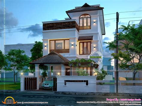 house design kerala home design  floor plans
