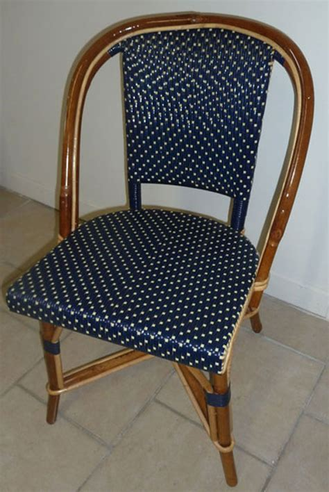 cannage pour chaise chaise bistro cannage