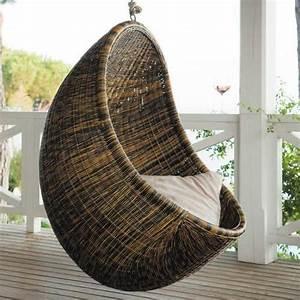 Fauteuil Suspendu Jardin : fauteuil suspendu rotin oeuf deko pinterest fauteuil ~ Dode.kayakingforconservation.com Idées de Décoration