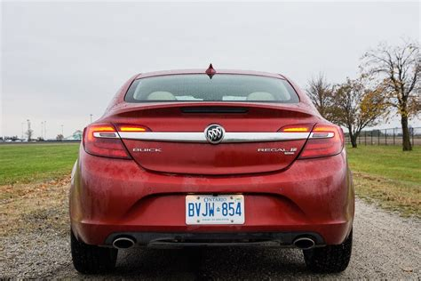 Buick Turbo Regal by 2015 Buick Regal Turbo Premium Review