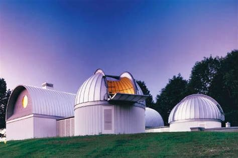 college astronomy observatories college rank