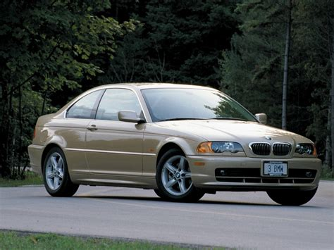 2001 Bmw 3 Series Coupe by Bmw 3 Series Coupe E46 Specs Photos 1999 2000 2001
