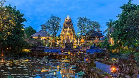 Bali Waterfalls And Natural Springs