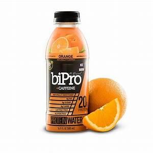 Bipro  Caffeine Orange Protein Water