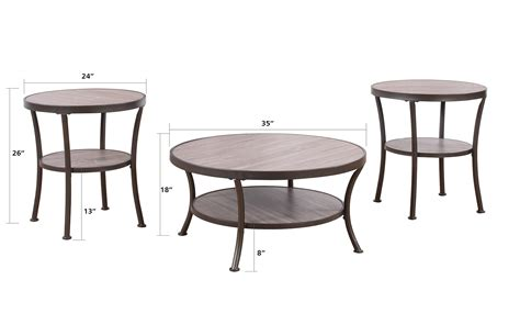 3 coffee table and end tables set f3076 on a 3 modern coffee table and 2 end tables living