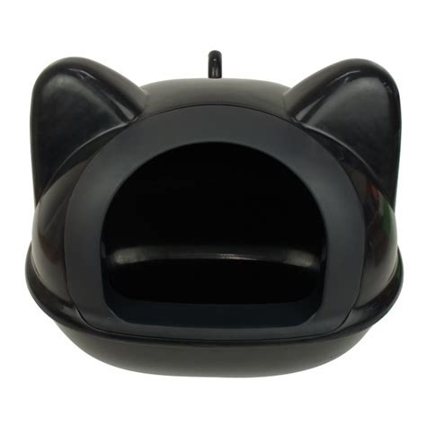 maison de toilette pour chat originale maison de toilette liti 232 re t 234 te de chat