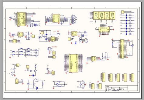 Epct Chip Development Board Schematics Circuit