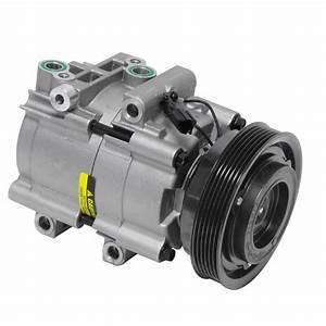 Hyundai Santa Fe Ac Compressor Image